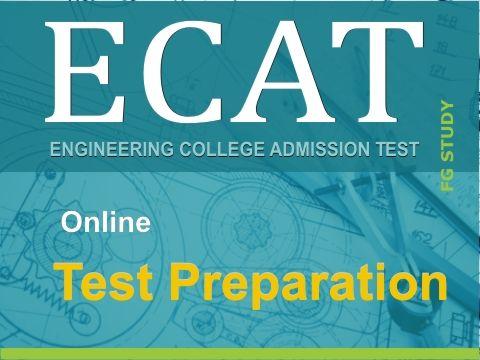 ECAT MCQS Online Test