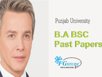 punjab-university-past-papers