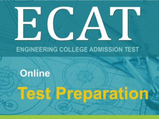 images ECAT Test for uet admission